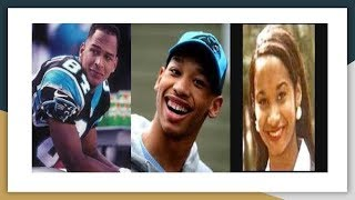 FORMER NFL STAR RAE CARRUTH SPEAKS ON MURDERED GIRL FRIEND AND DISABLED SON