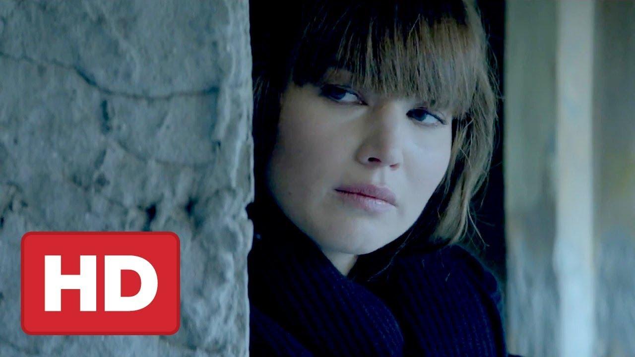 Red Sparrow Trailer (Super Bowl TV Spot) Jennifer Lawrence