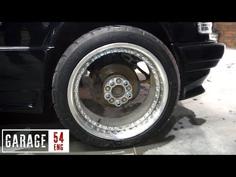 Hubcap Tire And Wheel >> How To Make A Transparent Wheel From Plexiglas Youtube
