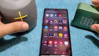 How to connect 2 bluetooth speakers with Samsung Android 10 (Dual Audio)