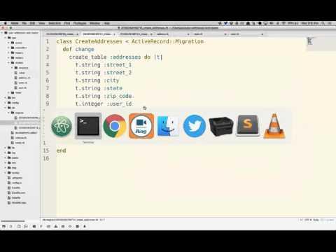 Rails  Default Form Builder