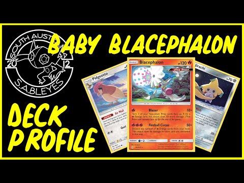 Baby Blacephalon Deck Profile Brazil International Championships - Pokemon TCG
