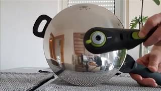 Tefal Secure 5 neo, Unboxing und erster Versuch