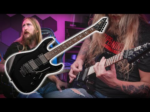 ESP LTD KH602 - Kirk Hammett signature