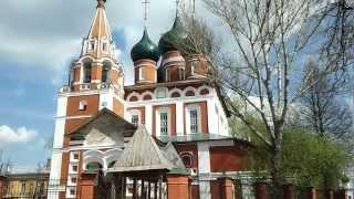 Достопримечательности Ярославля(http://aquarells.ru/Церковь Михаила Архангела (1658-1682) Ярославль.http://aquarells.ru/, 2012-05-07T15:55:07.000Z)
