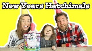 Hatchimals Hatching In Real Time - Hatchy New Year