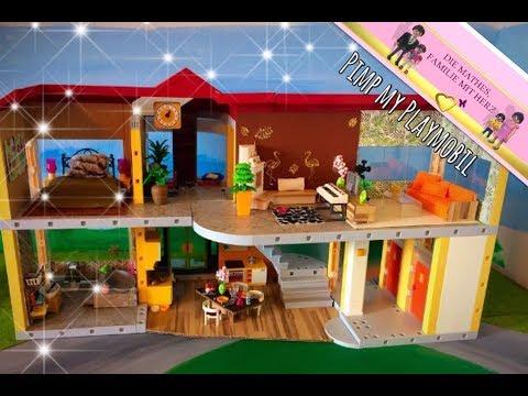 Pimp My Playmobil Schule In Eine Wohnung Umgestalten