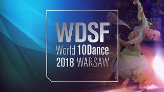 2018 World Ten Dance Warsaw