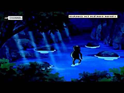 Doremon Phần 4 Tập 19 Đám mây tẩy rửa + Chiếc đĩa của Kappa