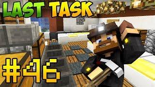 Minecraft LastTask 2 #46 - РЕСТОРАН И КУХНЯ
