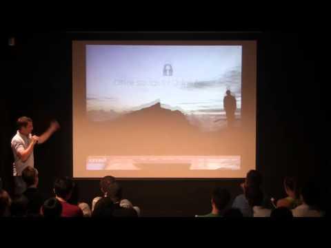 Accelerator HK Demo Day: iceVault