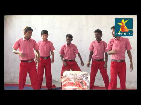 Lights Camera Action with Students of AGAPE, Uppal, Hyderabad PART-I