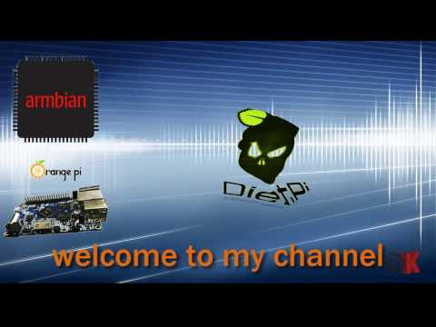 powerfull CCTV Server using DietPi 2 cheap webcam- free VPN LogmeIn  Hamachi- motioneye