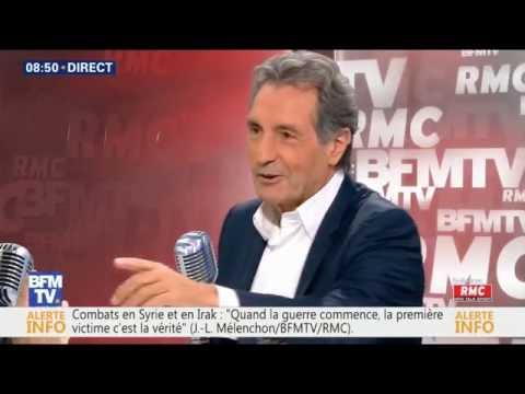 Mélenchon sur la sortie de Valls sur un sein nu de Marianne contre burkini