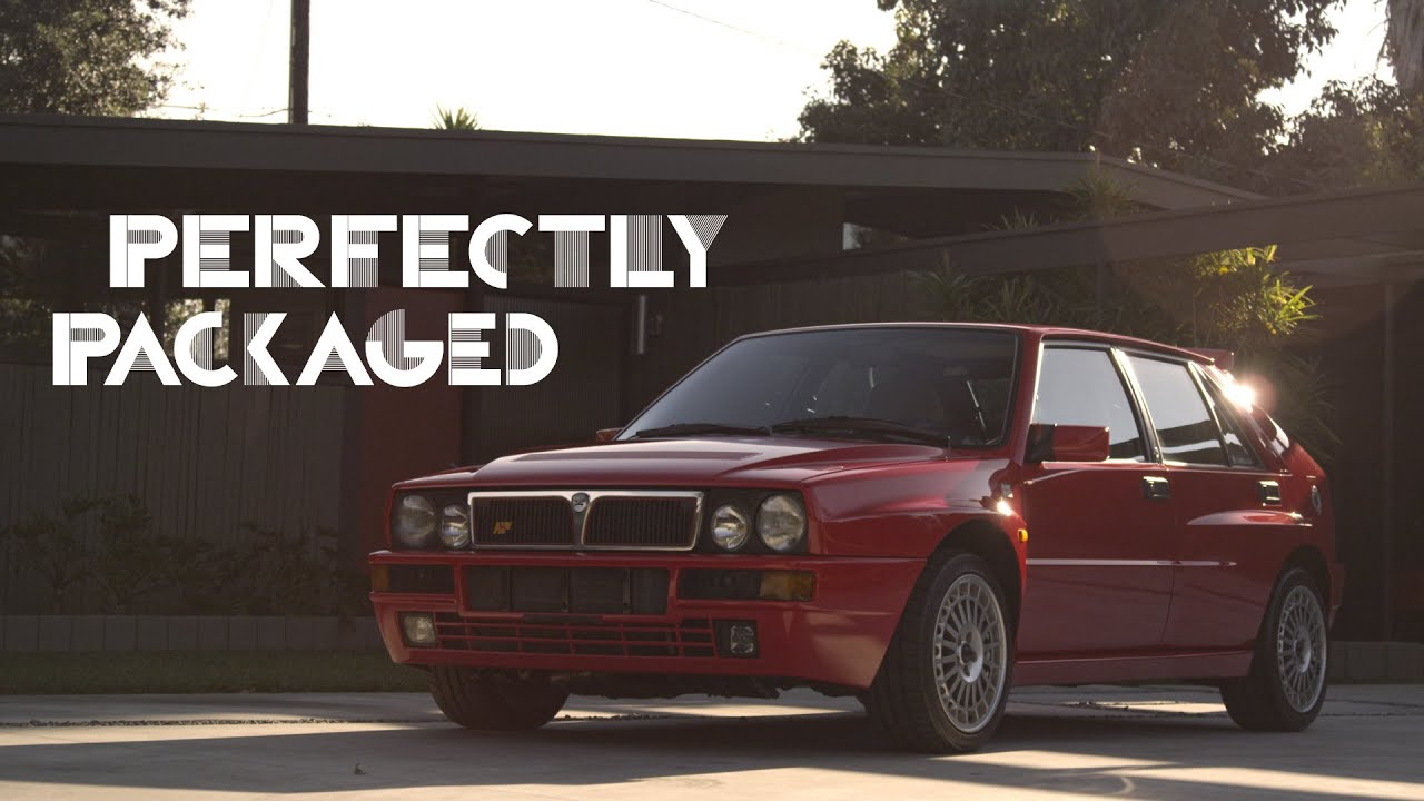 this lancia delta integrale evo ii is perfectly packaged. Black Bedroom Furniture Sets. Home Design Ideas