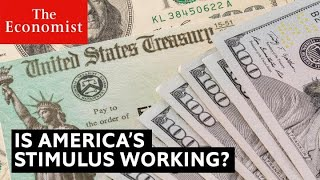 America's stimulus package: is it working? | The Economist