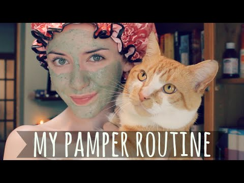 My Pamper Evening Routine | Melanie Murphy