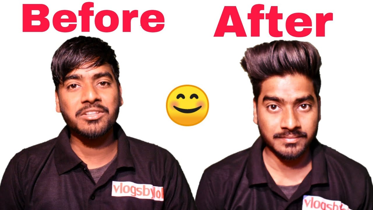 How To Style Your Hair Within 3 Minutes Hairstyle For Men Hairstyle