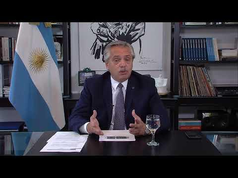 Alberto Fernández: La opción no es la vida o la economía