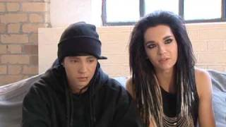 WITH TRANSLATION Viva tv Tokio Hotel part 1