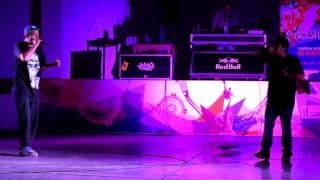 Jota & Cij || Trujillo HipHop Festival 2015