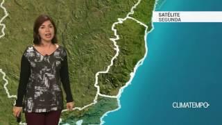 Previsão Grande Vitória – Mais chuva na região