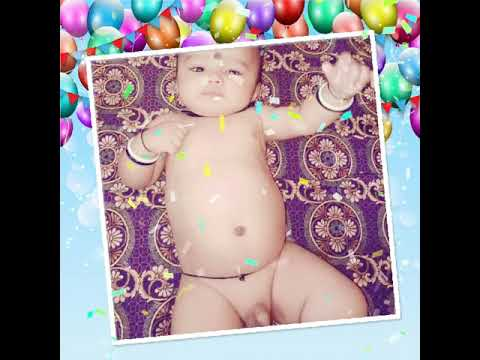 Happy birthday to you Rudra