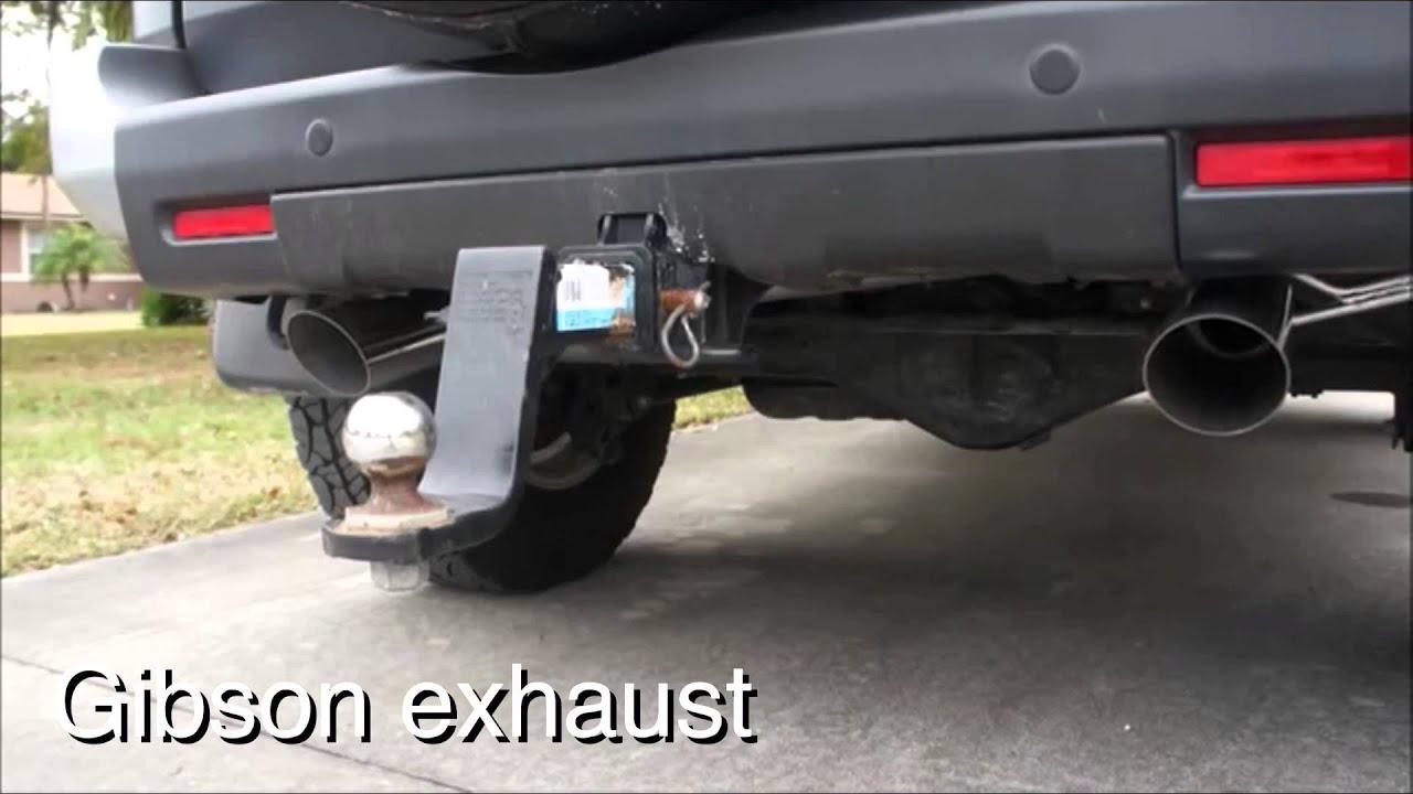 toyota fj cruiser exhaust system drift xaust