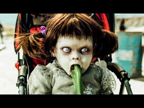 Guns, GoKarts, and Zombie Babies! - In 8K!