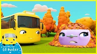 Hide and Go Seek with Friends | Go Buster | Baby Cartoons | Kids Videos | Single Episode