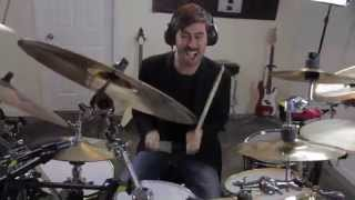 """Drumming """"Don't Tell Me It's Over"""" (Hold On) by blink-182 [Harry Miree]"""