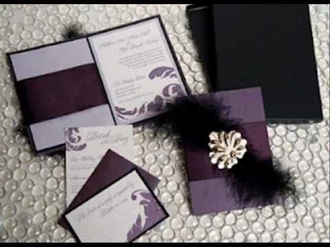 Wedding Invitations Cards In Pakistan Wmv Youtube