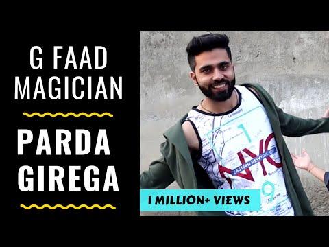 FAAD MAGICIAN- ZERO SRK FAN | RJ ABHINAV