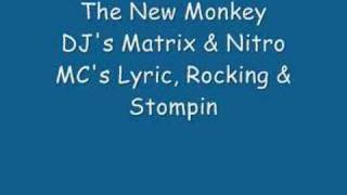The New Monkey - MC Lyric, Rocking & Stompin
