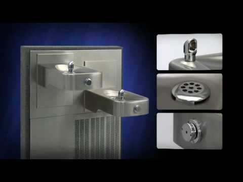 Haws 1117L Drinking Fountain