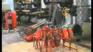 видео Углекислотный огнетушитель: назначение, применение и действие
