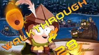 Walkthrough Part 28 ~ Never Ending Forest~ South Park TSOT