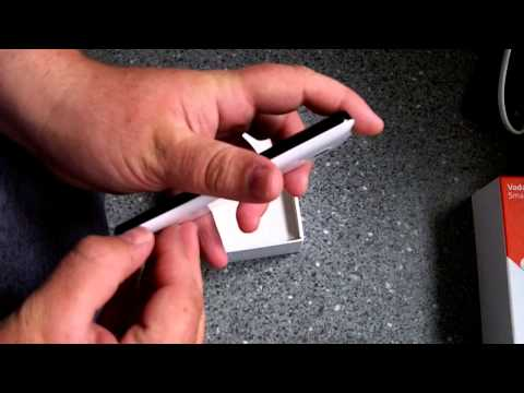 The Vodafone Smart 4 Turbo Unboxing