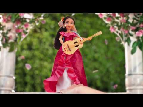 Disney Princess Elena of Avalor My Time Singing Doll