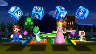 Mario Party: Island Tour - Kamek's Carpet Ride (Party Mode)