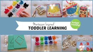 Popular Montessori education & Toddler videos