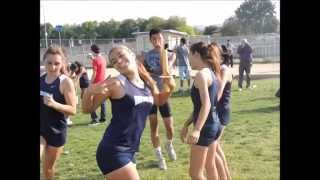 Middle Distance Runner - Sea Wolf Reseda Track 2014