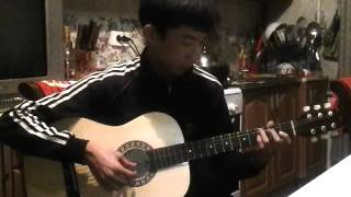 Сумерки на гитаре Нурсултан kg