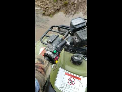 96 polaris sportsman 400L short ride