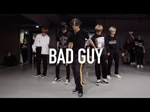 bad-guy---billie-eilish-/-koosung-jung-choreography-with-the-boyz