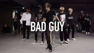 Baixar bad guy - Billie Eilish / Koosung Jung Choreography with THE BOYZ