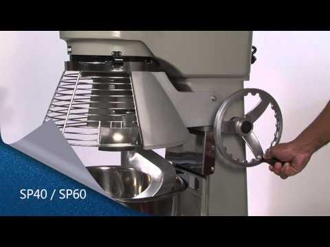 Globe Mixers (10 to 80 Qt) Instructional Video