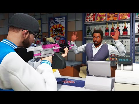 GTA 5 Online - FREEROAM MAKING MILLIONS TROLLING! (GTA 5 Funny Moments)