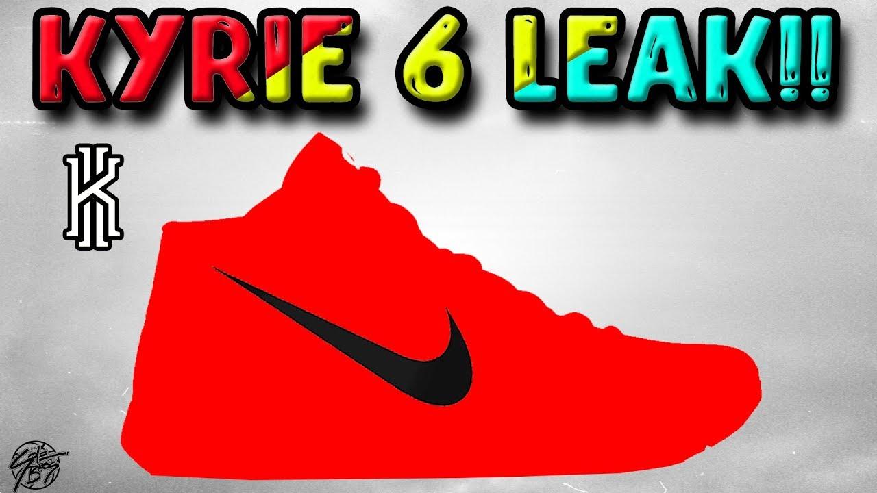 5a1becf9e67 Nike Kyrie 6 LEAK! - YouTube