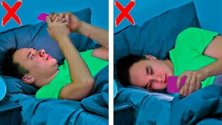 25 PROVEN SLEEP TIPS | HOW TO FALL ASLEEP FASTER